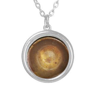 De mok van Caffee Zilver Vergulden Ketting