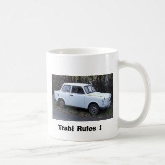 De Mok van de Auto van Trabant