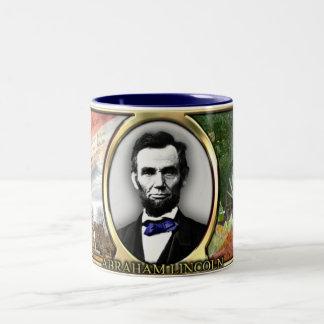De Mok van de Burgeroorlog van Abraham Lincoln van