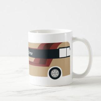 De Mok van de Bus van de reis