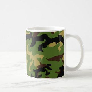 """De Mok van de camouflage van de Militaire """"Hulde"""""""