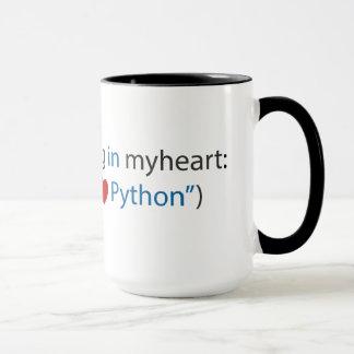 De Mok van de Codeur van de python