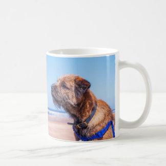 De Mok van de Gift van de Hond grens-Terrier,