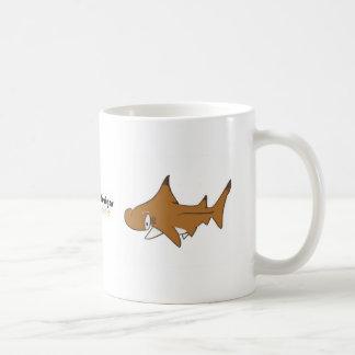 De mok van de Haai van het Design van Fishfry