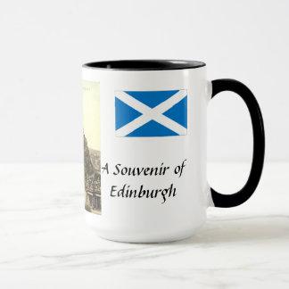 De Mok van de herinnering - Edinburgh