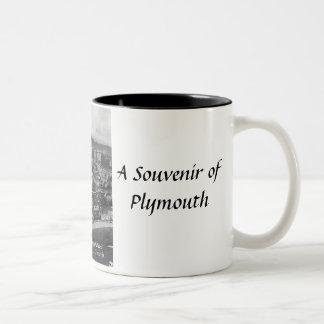 De Mok van de Herinnering van Plymouth