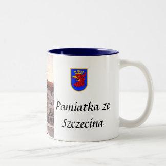 De Mok van de Herinnering van Szczecin