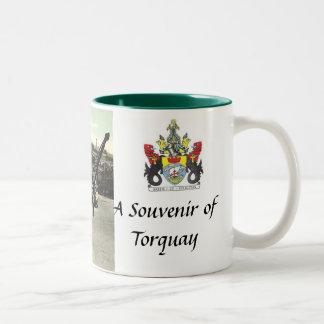 De Mok van de Herinnering van Torquay