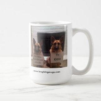 De Mok van de Hond van Karma