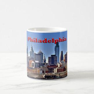 """De Mok van de Horizon van Philadelphia """"HDR"""""""