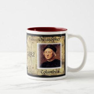 De Mok van de Hulde van Columbus