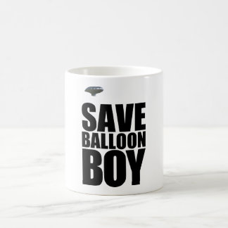 De Mok van de JONGEN van de BALLON van SAVE
