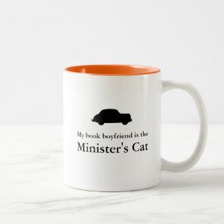 De Mok van de Kat van de minister