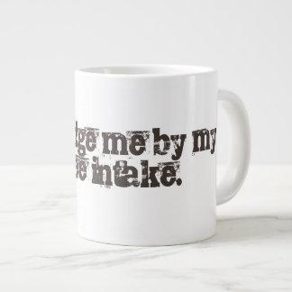 De mok van de koffie