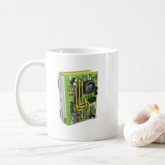 De Mok van de koffie - de Component van PC