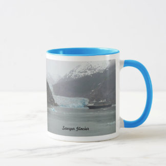 De Mok van de koffie, de Gletsjer van de Zager