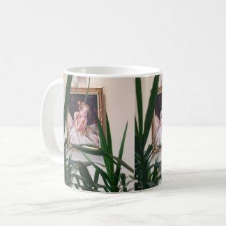 De mok van de koffie die door MM. wordt ontworpen