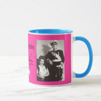 De Mok van de Koffie EVITA* PERON