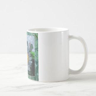 De Mok van de koffie met Bij en Bloem
