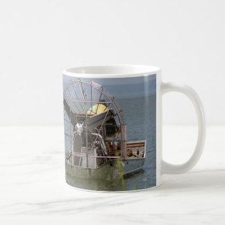 De Mok van de Koffie van Airboat