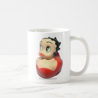 De Mok van de Koffie van Betty Boop Custom Rubber