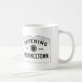 De Mok van de Koffie van Cape Cod van Provincetown