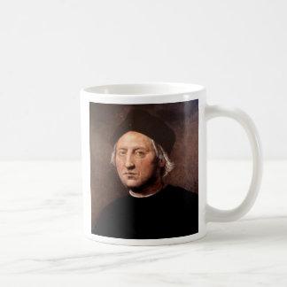De Mok van de Koffie van Christoffel Colombus
