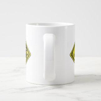 De Mok van de Koffie van Cthulhu van de voorzichti