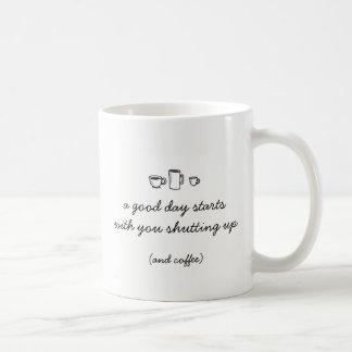 De Mok van de Koffie van de