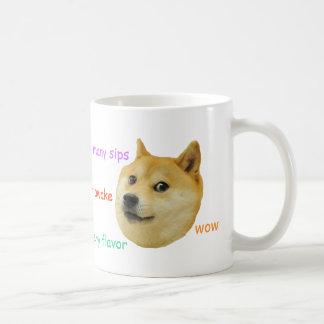 De Mok van de Koffie van de doge