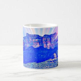 De Mok van de Koffie van de Draaikolk van Sedona