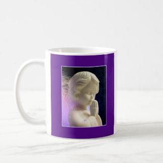 De Mok van de Koffie van de engel