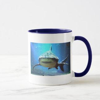 De Mok van de Koffie van de haai