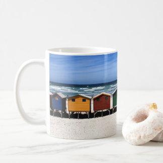 De Mok van de Koffie van de Huizen van de Vakantie