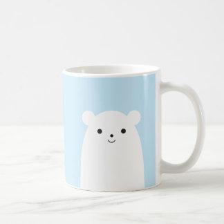 De Mok van de Koffie van de Ijsbeer van Peekaboo