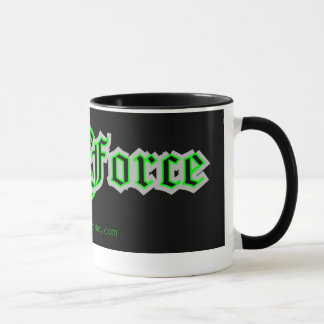 De Mok van de Koffie van de Kracht van Geek