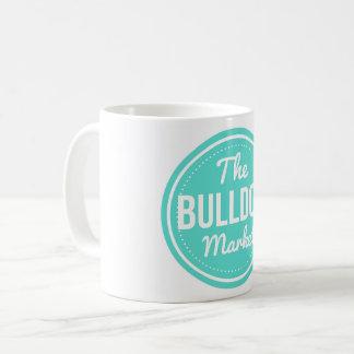 De mok van de Koffie van de Markt van de Buldog
