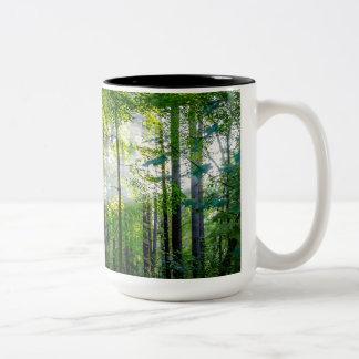 De Mok van de Koffie van de natuur