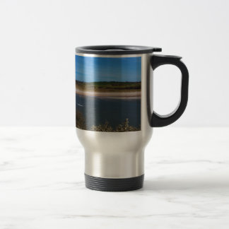 De Mok van de Koffie van de reis