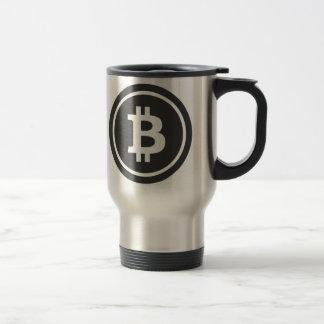 De Mok van de Koffie van de Reis van Bitcoin