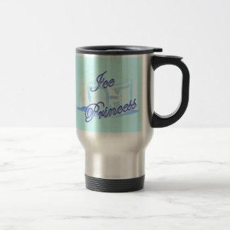 De Mok van de Koffie van de Reis van de Prinses