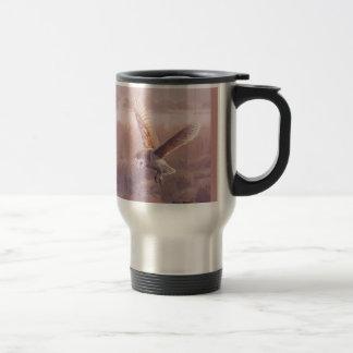 De Mok van de Koffie van de Reis van de Uil van de