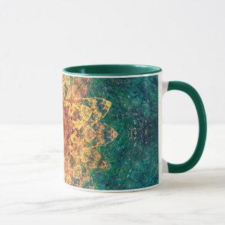 De Mok van de Koffie van de Schat van Pradise