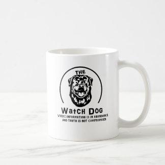 De Mok van de Koffie van de waakhond