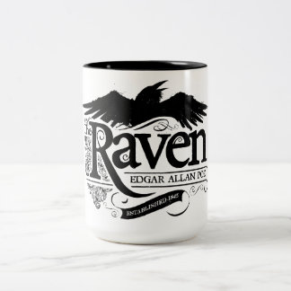 De mok van de Koffie van Edgar Allan Poe van de