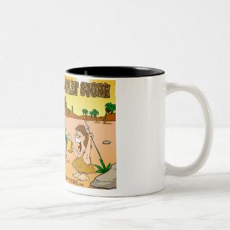De mok van de Koffie van het Hol van het Man