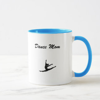 De Mok van de Koffie van het MAMMA van de dans
