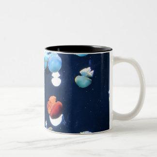 De Mok van de Koffie van het Monogram van de