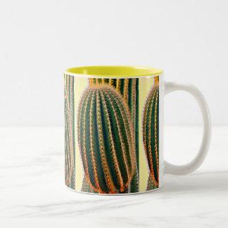 De Mok van de Koffie van het Wapen van Saguaro