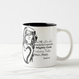 De Mok van de Koffie van Kerstmis (het 9:6 van